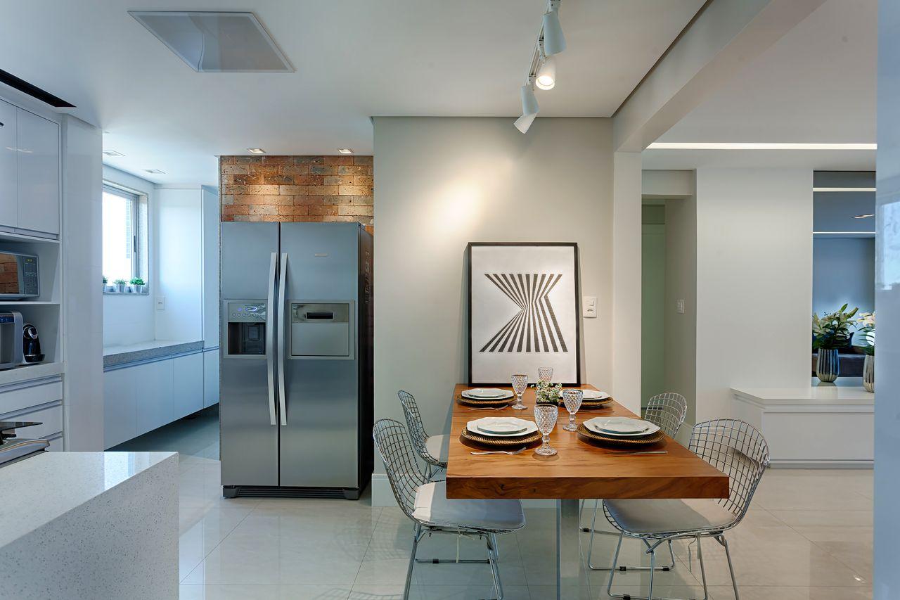Cozinha Clean Detalhes Decorativos Jeito De Casa Blog De