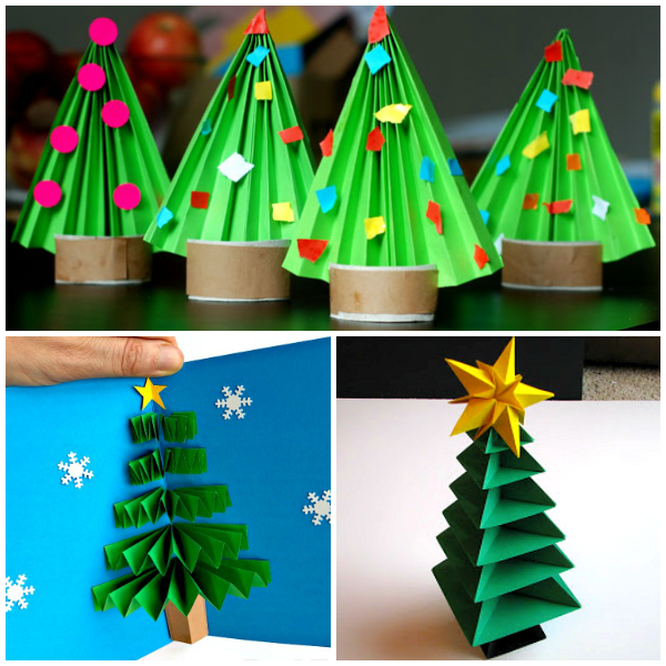 Toddler Christmas Tree Craft.50 Tremendous Christmas Tree Crafts Activities You