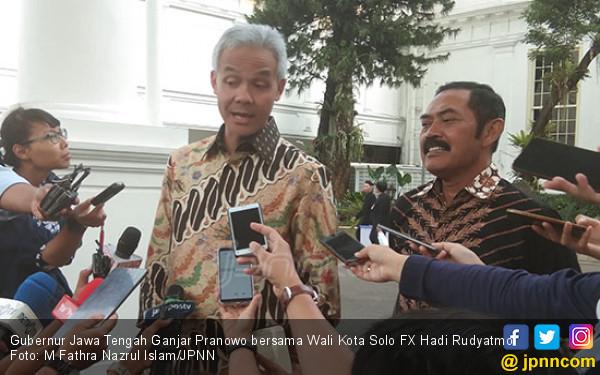 Jateng Kandang Banteng, Ganjar Tak Ikhlas Jika Jokowi Kalah