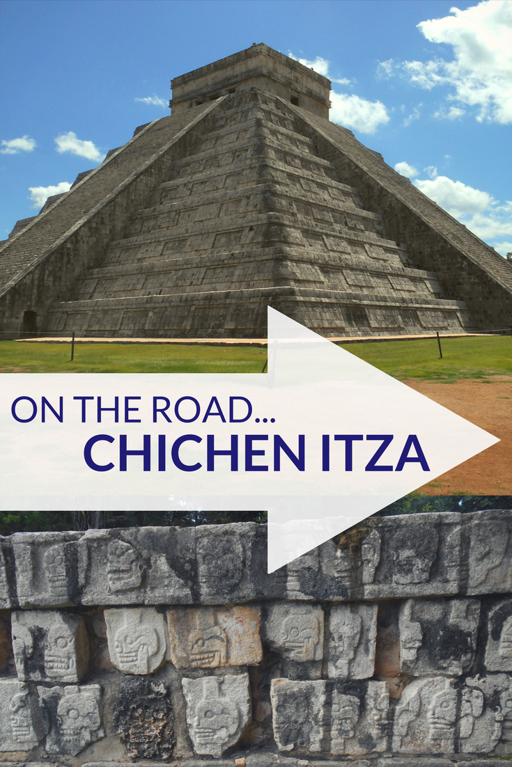 On the road... Chichen Itza, Mexico - travelsandmore