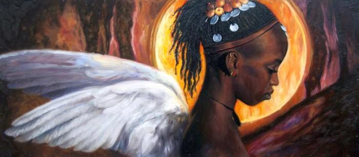 Красота живописи. Sara Golish 7