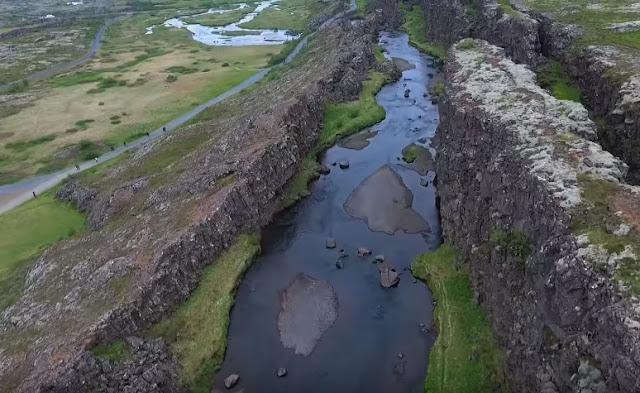 amazing Þingvellir national park
