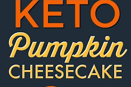 Keto Pumpkin Cheesecake Pie Recipe