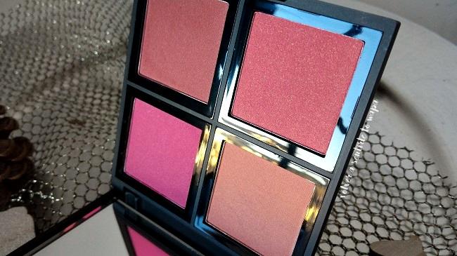 Paleta de coloretes de elf en tonos oscuros - Dark Blush Palette