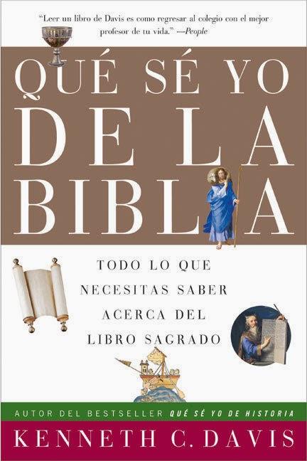 Kenneth C. Davis-Qué Sé Yo De La Biblia-