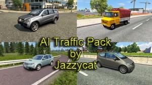 Jazzycat – AI Traffic Pack 7.4