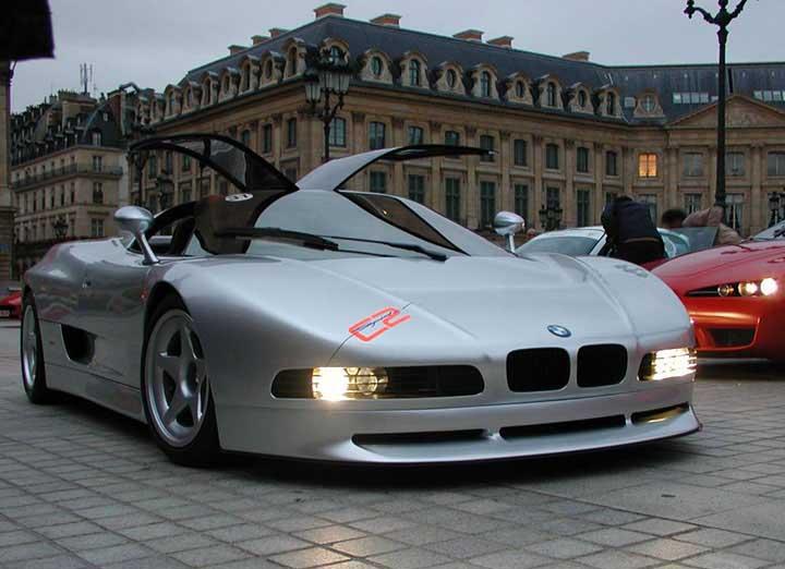 bmw spor model araba resimleri