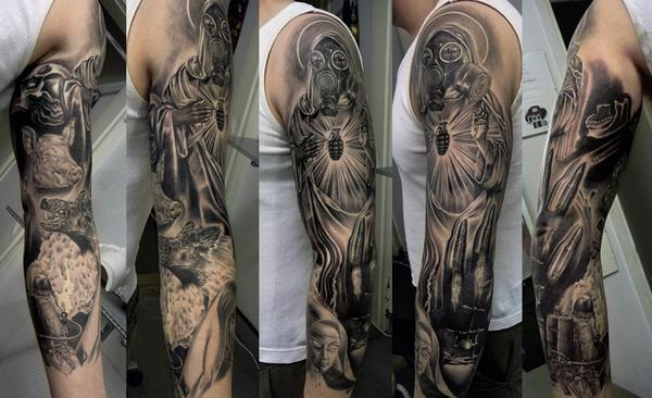 Randy Orton Tattoos: Randy Orton Tattoo