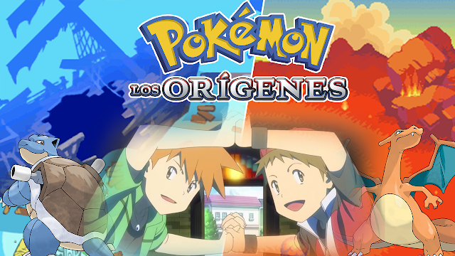 Pokémon: Los orígenes 1ª, 2ª, 3ª y 4ª parte (47/47) (60MB) (HDL) (Latino) (Mega)