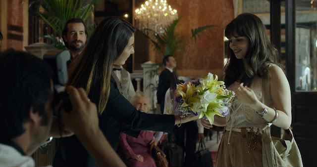 """Tasos Nousias, Leda Protopsalti and Evgenia Dimitropoulou """"Rosa of Smyrna"""""""
