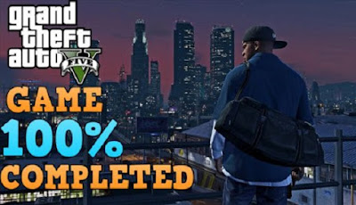 "GTA 5 ""SAVE GAME 100%"""