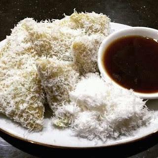 LUPIS KETAN makanan asli INDONESIA