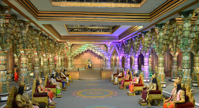 Set of Mahabharatha, Ramoji Film City, Hyderabad