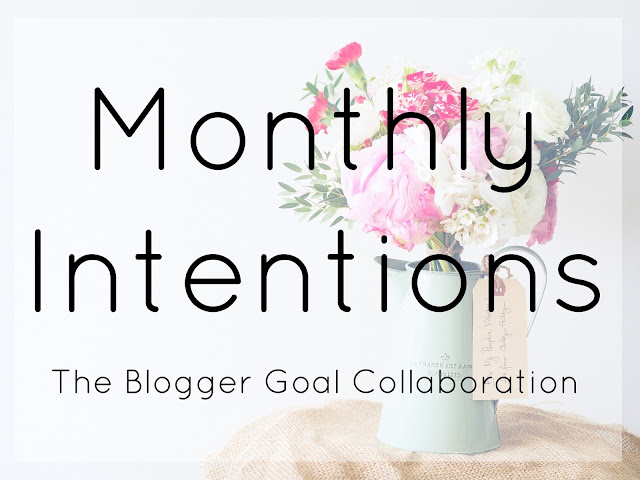 Monthly Intentions | September Goals