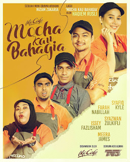 Mocha Kau Bahagia TV3 2017