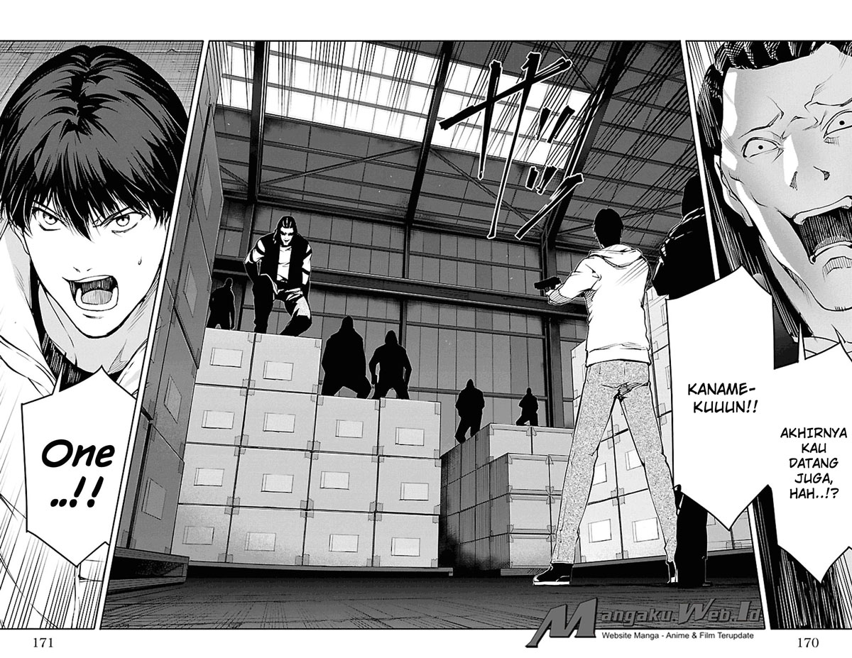 Darwin's Game Chapter 28-26