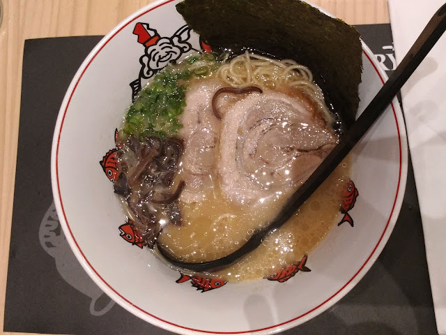 Ikkoryu Fukuoka Ramen: A Taste of Japan in Every Bowl