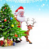 3D Christmas Tree Wallpaper 2016