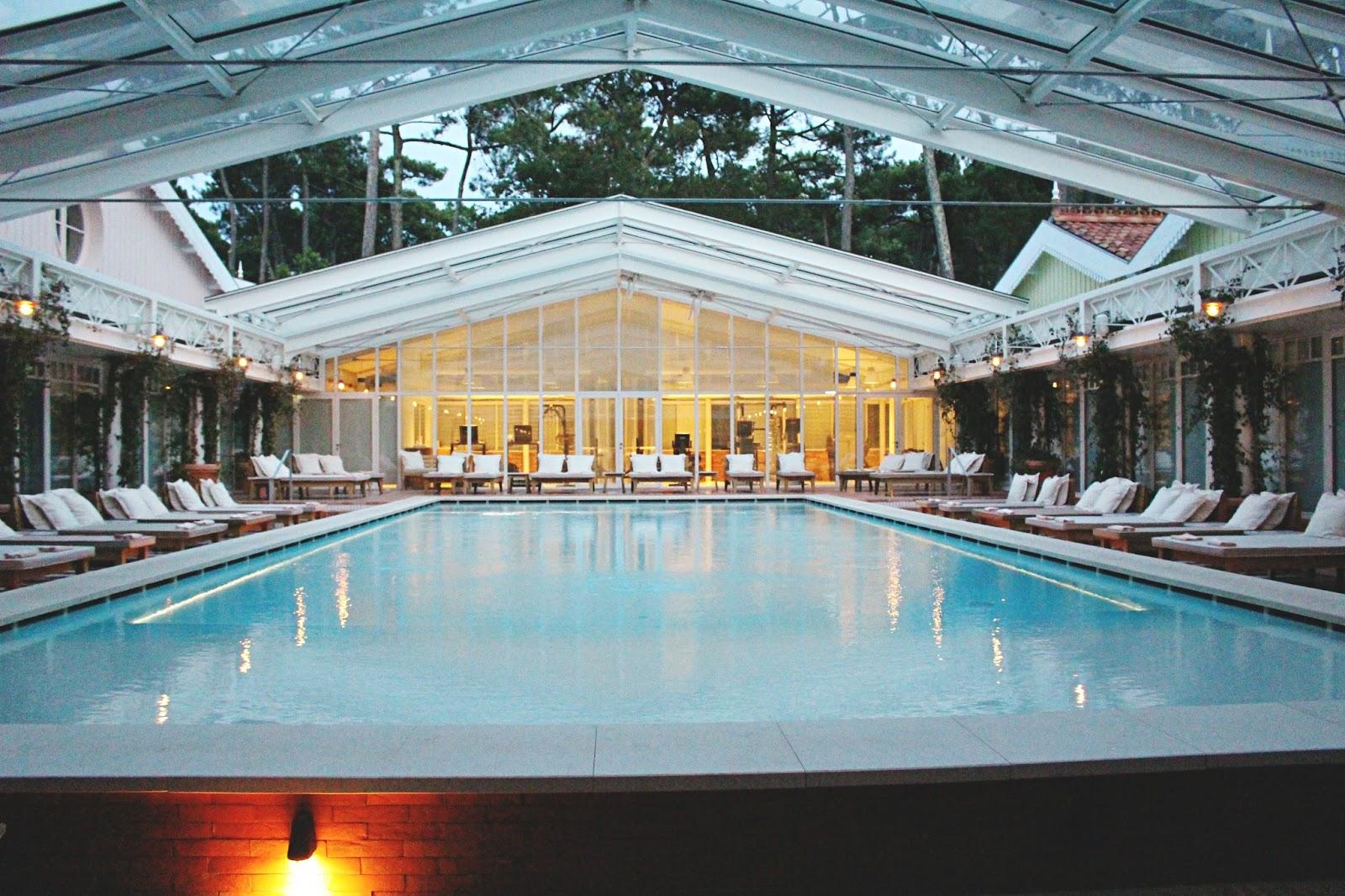 hôtel haaïtza piscine