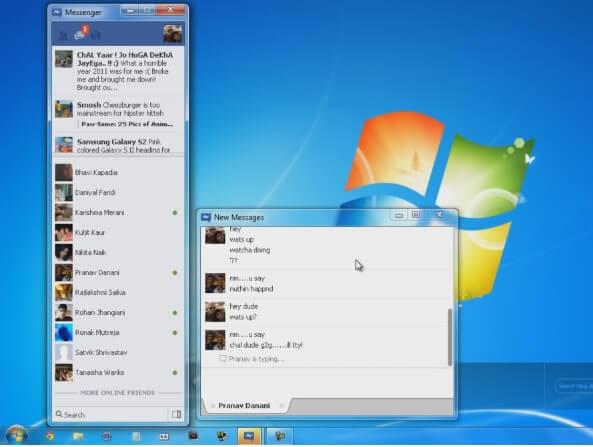 تحميل برنامج فيس بوك ماسنجر للكمبيوتر من ماى ايجى
