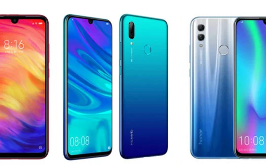 Corning Xiaomi Redmi Note 7 Gorilla Glass 5 screen smashed severally