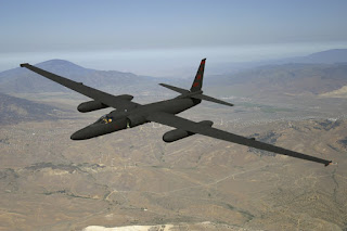Pesawat Pengintai U-2 Dragon Lady