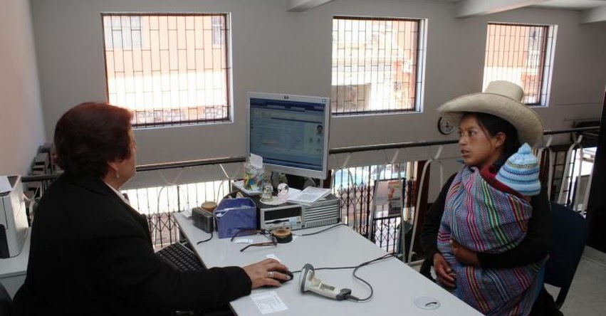 RENIEC: Habilitan en Cajamarca registro civil bilingüe en castellano y quechua - www.reniec.gob.pe