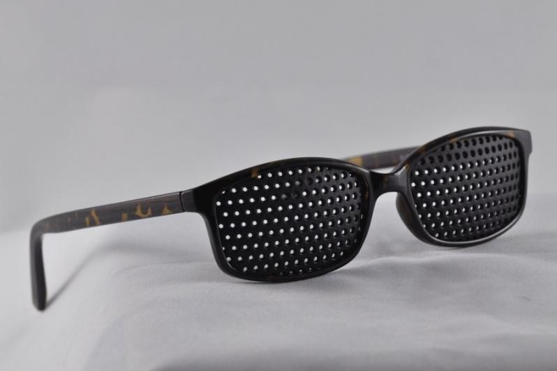 Gafas Reticulares Cónicas - cover