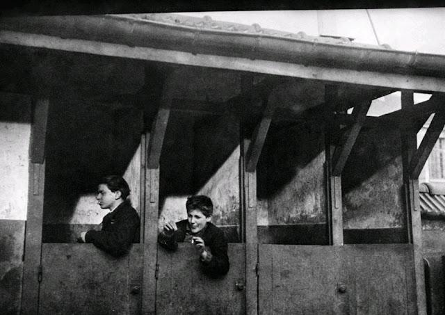 «Ноль за поведение», режиссёр Жан Виго