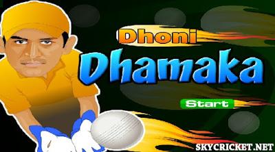 Online Dhoni Dhamaka Game