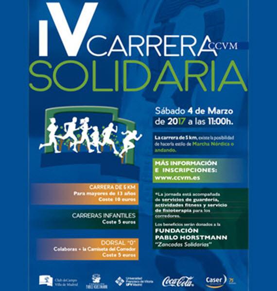 1ccc Carrera solidaria Club de...