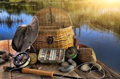 Ψάρια ψάρεμα και δολώματα