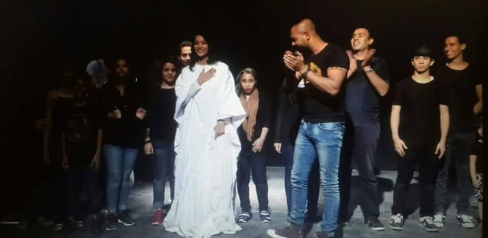 """فرقة احلام مصر تحضر لعرضها الجديد """"حبيتك يامصر """""""