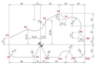 CNC Programming Examples - CNC Milling Machine