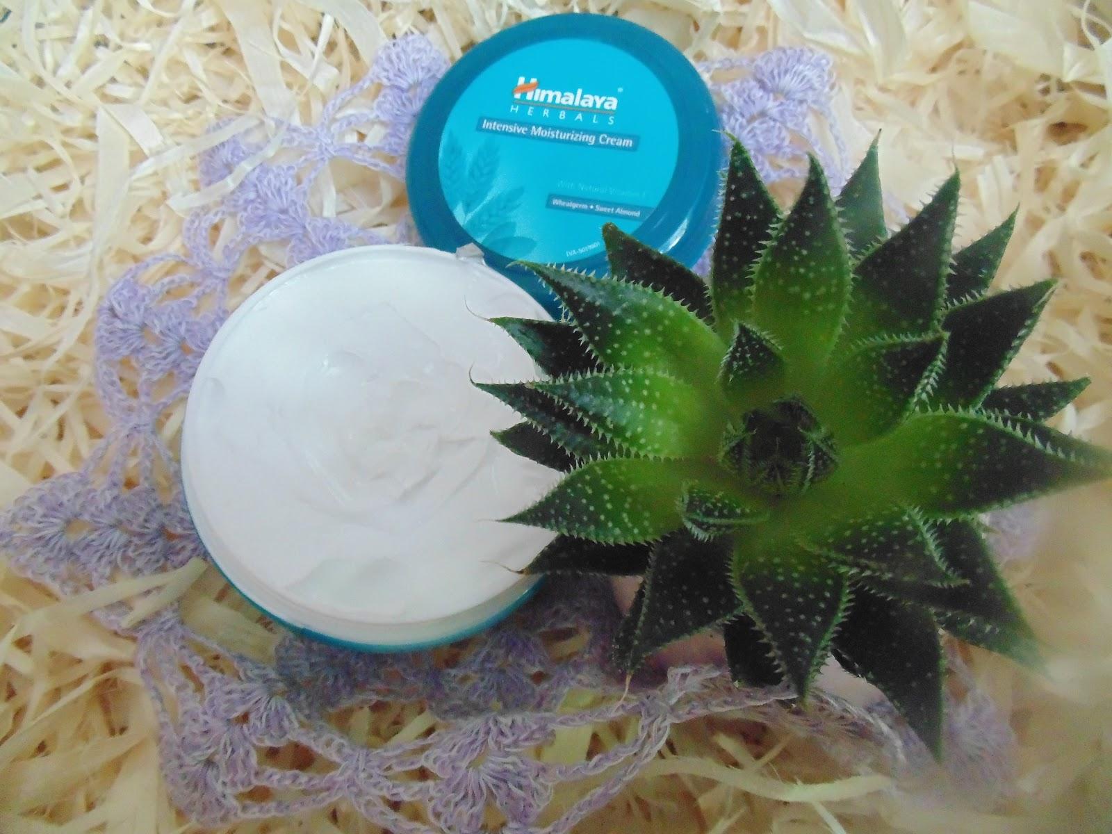 Himalya Week - Intennsive moinsturizing Cream krem do twarzy i ciała z witaminą E