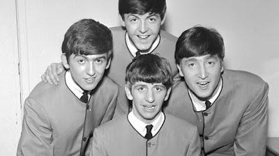 Founding members of 'The Beatles'