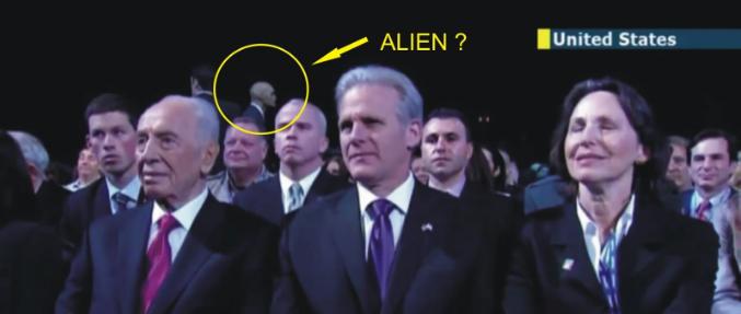 Heboh, Ternyata Alien dan Amerika Sudah Lama Berinteraksi