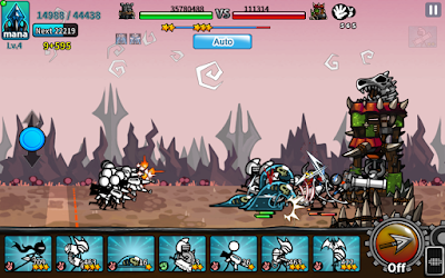 Download Cartoon Wars 3 APK MOD 1.5.0 Terbaru