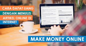 Anda Dapat Dengan Mudah Menghasilkan Uang Online Dengan Pekerjaan Menulis Online
