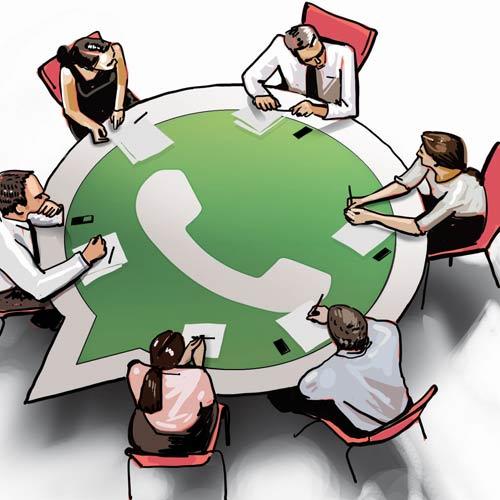 Group Whatsapp mengikut kumpulan umur