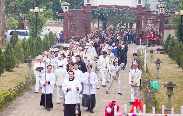 Lễ truyền chức Phó tế và Linh mục tại Giáo phận Lạng Sơn Cao Bằng 27.12.2017 - Ảnh minh hoạ 65