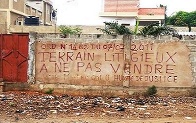 Résultats de recherche d'images pour «conflits fonciers afrique»