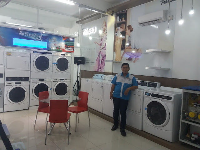 harga mesin laundry
