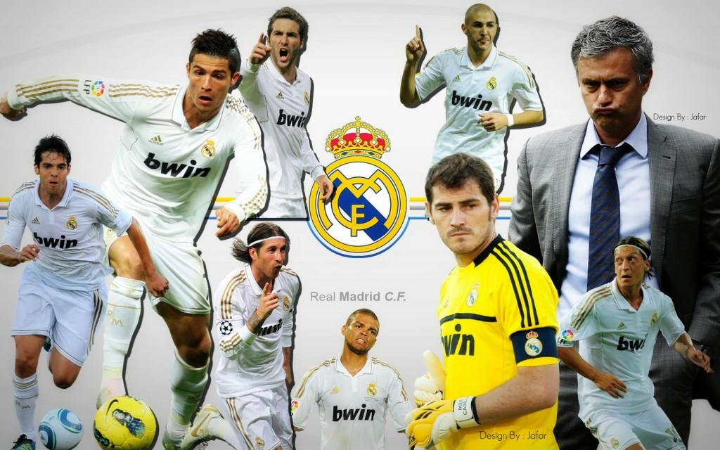 Real Madrid: All Sports Superstars: Real Madrid Soccer List