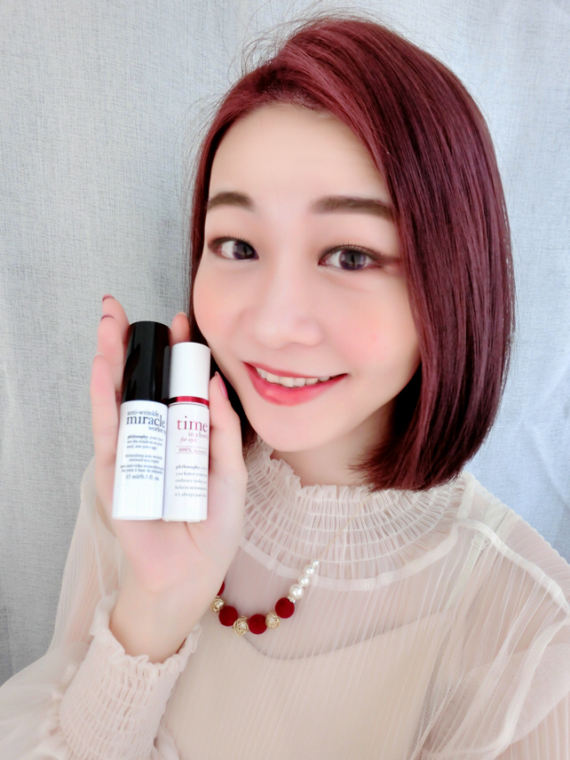 philosophyhk, skincare, timeinabottle, eyeserum, 袁偉豪, 男神出沒注意, 一日店長, 海港城, facesss專櫃, 成功捕捉, skincare, beauty, lovecath, catherine, beautytips, 夏沫