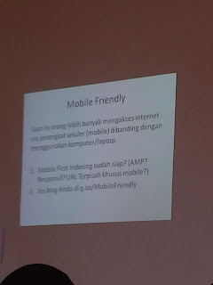 blog yang mobile friendly