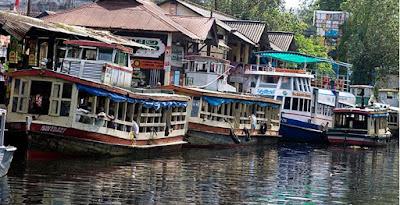 alappuzha canal cruise