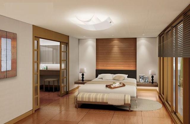 Thiết kế phòng ngủ dự án Samsora Hà Đông