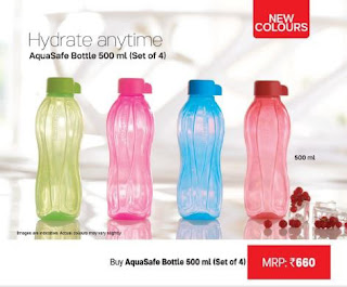Aqusafe freedom Bottle 500 Ml