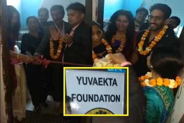 अब शुरू होगा बॉबी कटारिया का एक्शन, दिल्ली में युवा एकता फाउंडेशन के ऑफिस का हुआ उद्घाटन